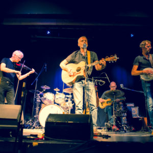 Lucas Marks Band at Folk at the Theatre