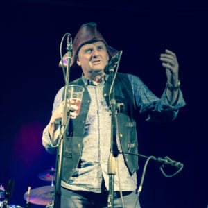 Mark Radcliffe at Folk at the Theatre 2018