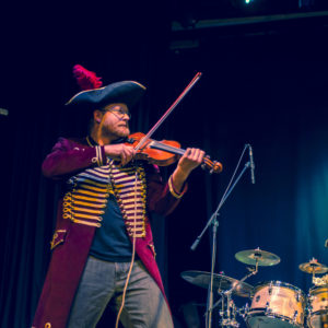 Pilgrim's Way at Folk at the Theatre 2018