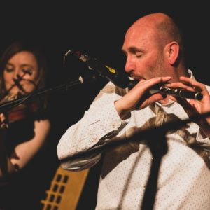 Mike McGoldrick & Friends at Folk at the Theatre 2018