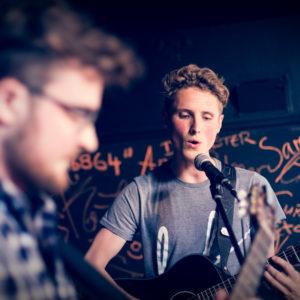 The Big Jam Session at Brook Street Club, KMF 2017