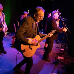 Merry Hell at Folk at the Theatre, KMF 2019