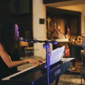 Michael and Sadie Roach headlining Friday Night Blues, KMF 2019