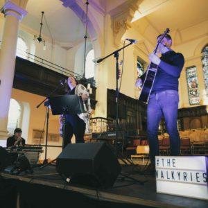 The Valkyries at Friday Night Blues, KMF 2019