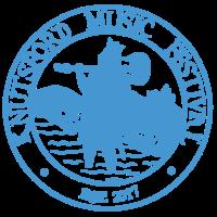 Dark blue logo